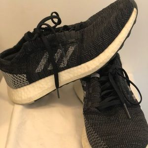 Adidas Pure Boost women's sneakers, size US 9